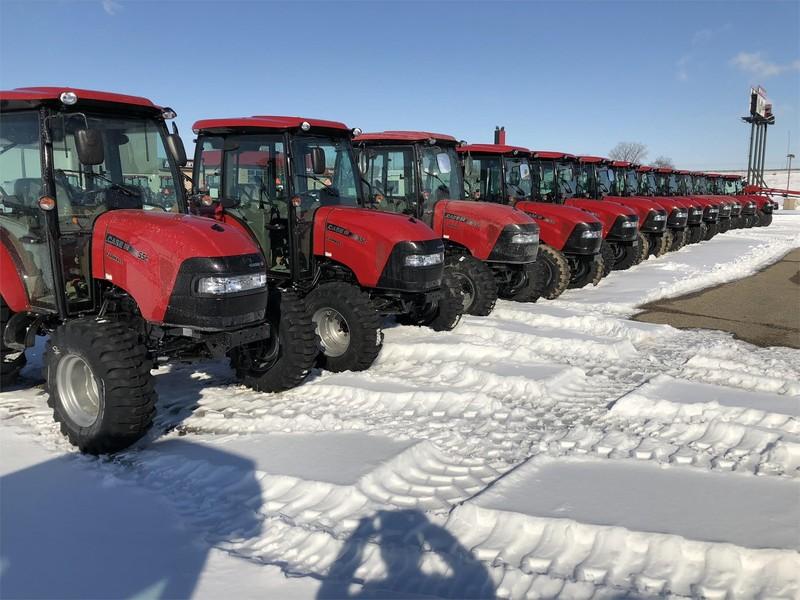 2018 Case IH FARMALL 55C Tractor