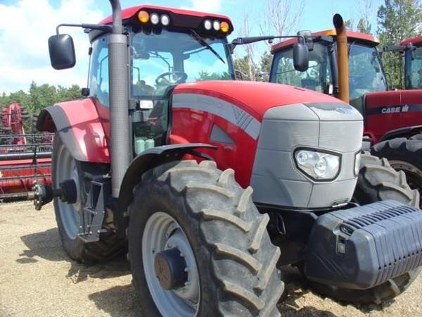 2009 McCormick TTX190 Tractor