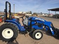 New Holland Workmaster 33 Tractor