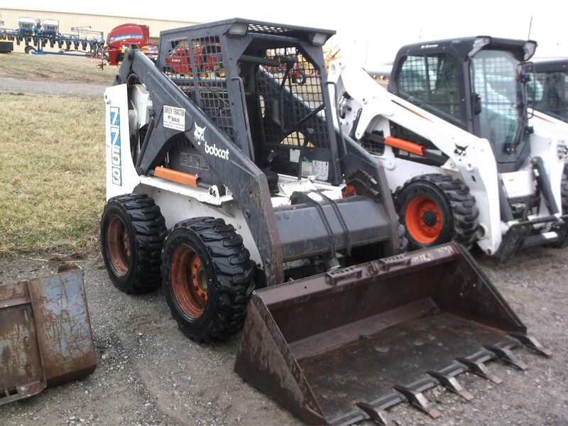 1992 Bobcat 7753 Skid Steer