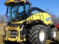 New Holland FR850 Self-Propelled Forage Harvester
