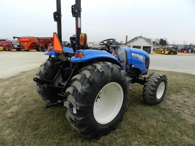 2017 New Holland Boomer 55 Tractor Sycamore Illinois