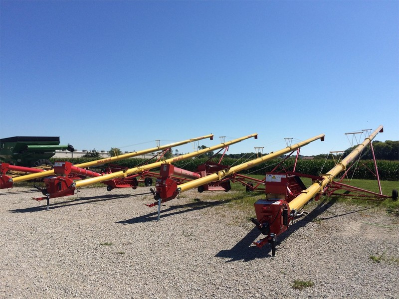 2017 Westfield MKX100-73 Augers and Conveyor