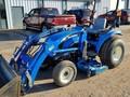 2004 New Holland TC33DA Tractor