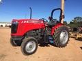 2016 Massey Ferguson 2604H Tractor