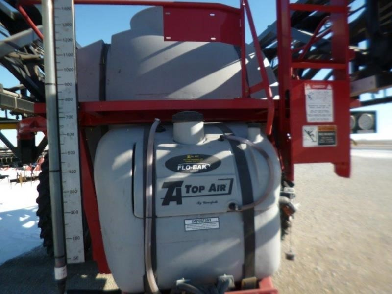 2015 Top Air TA1600 Pull-Type Sprayer