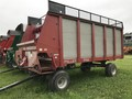 1996 Miller Pro 5200 Forage Wagon