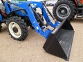 2017 New Holland 611TL Front End Loader
