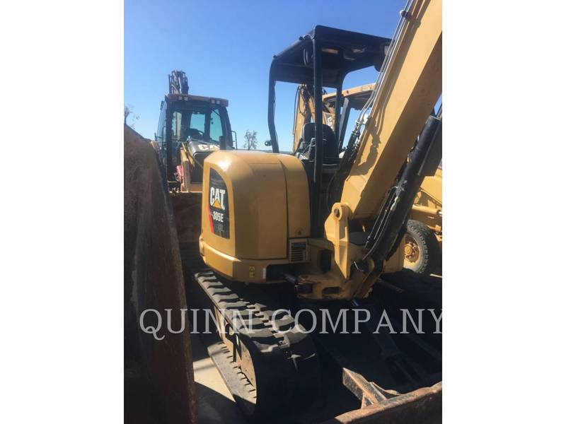 2014 Caterpillar 305ECR Excavators and Mini Excavator