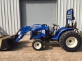 2015 New Holland Workmaster 33 Under 40 HP