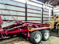 2003 ProAG 16K Bale Wagons and Trailer