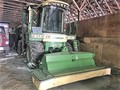 2009 Krone Big M II Self-Propelled Windrowers and Swather