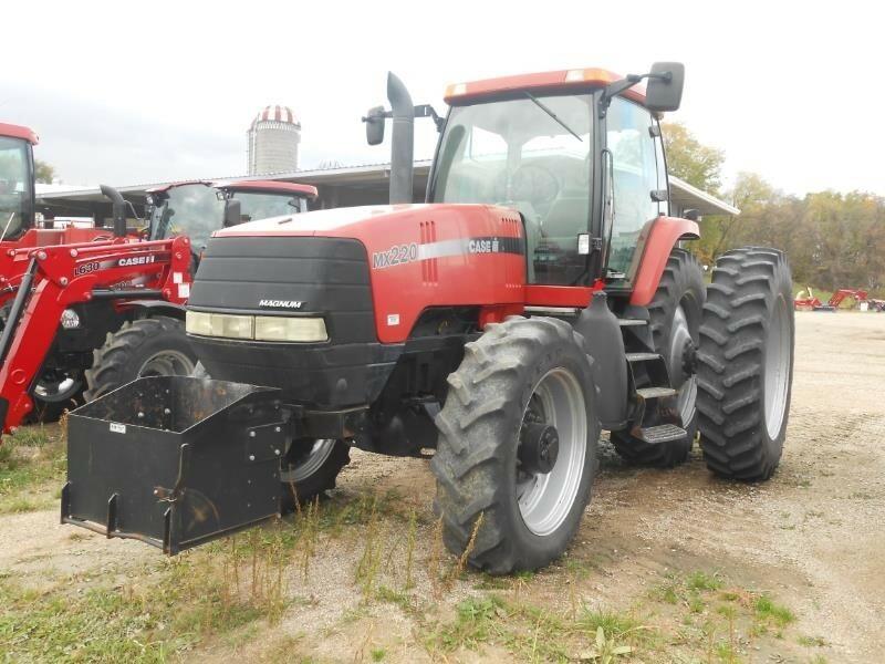 2000 Case IH MX220 Tractor