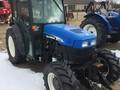 2008 New Holland TN95FA Tractor