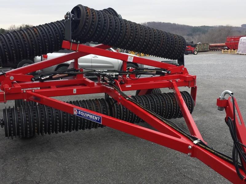 RJ Equipment RJFX1823D Mulchers / Cultipacker