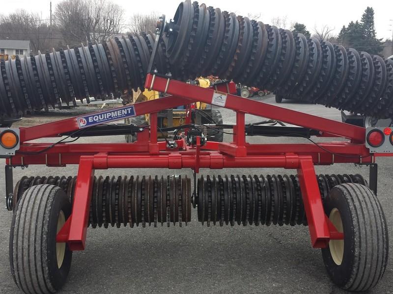 RJ Equipment RJFX1821D Mulchers / Cultipacker