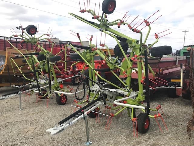 2021 Claas Volto 800TH Tedder