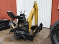 Kelley Manufacturing 40 Backhoe and Excavator Attachment