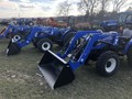 2018 New Holland Workmaster 50 Tractor