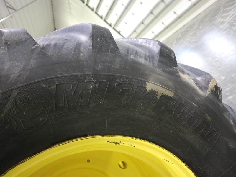 2012 John Deere 9460R Tractor