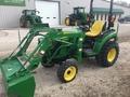 2017 John Deere 2038R Tractor