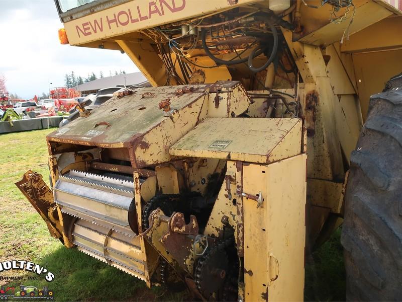 1981 New Holland 2100 Forage Harvester Head