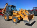 2011 Case 580SN WT Backhoe