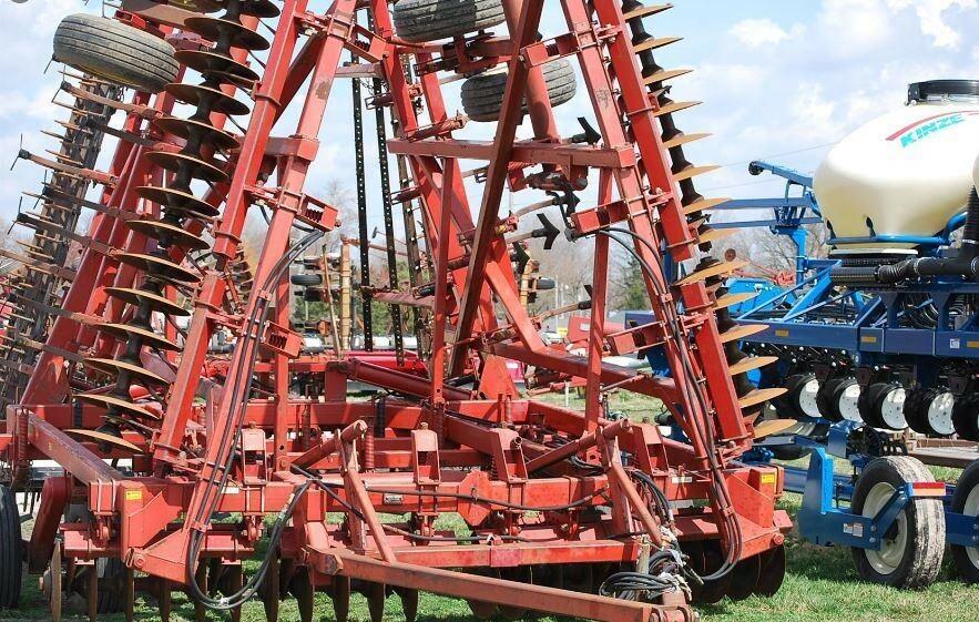 1987 Sunflower 6430-34 Soil Finisher
