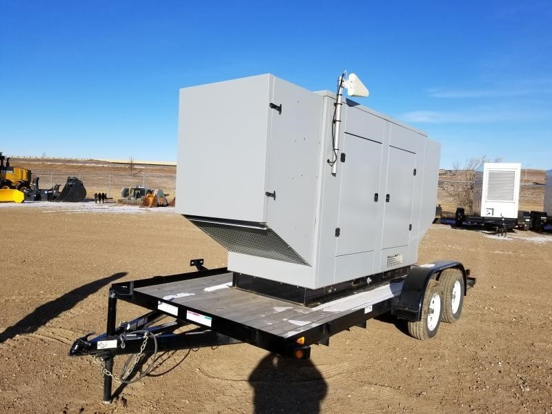 2015 SRC Power Systems Inc 160 KW Generator