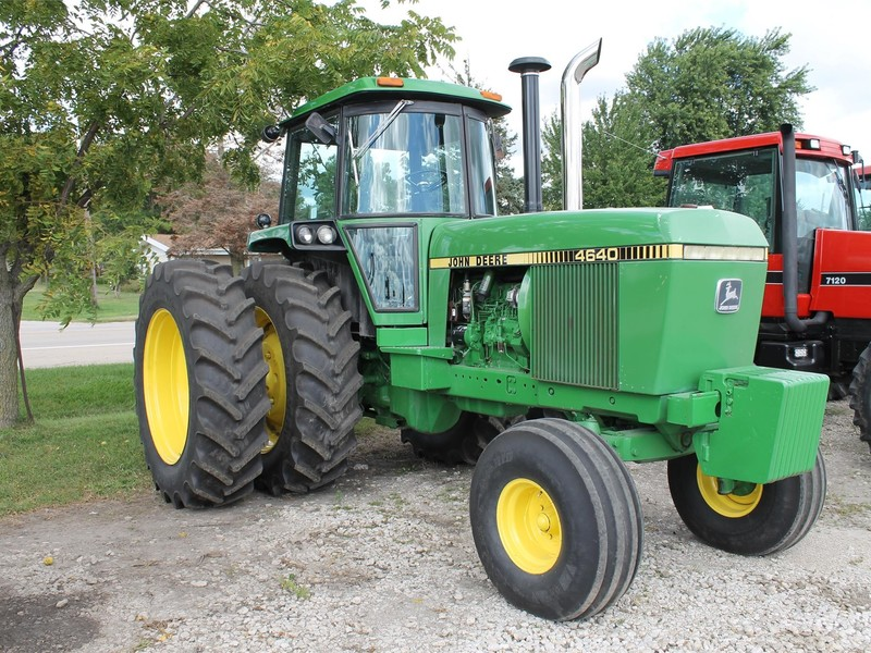 1981 John Deere 4640 Tractor