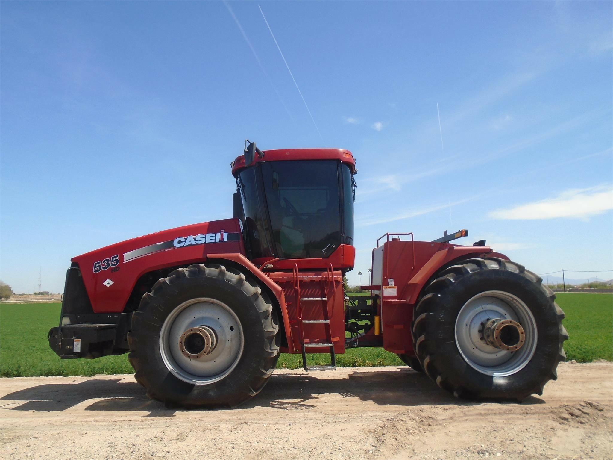 2010 Case IH Steiger 535 HD Tractor
