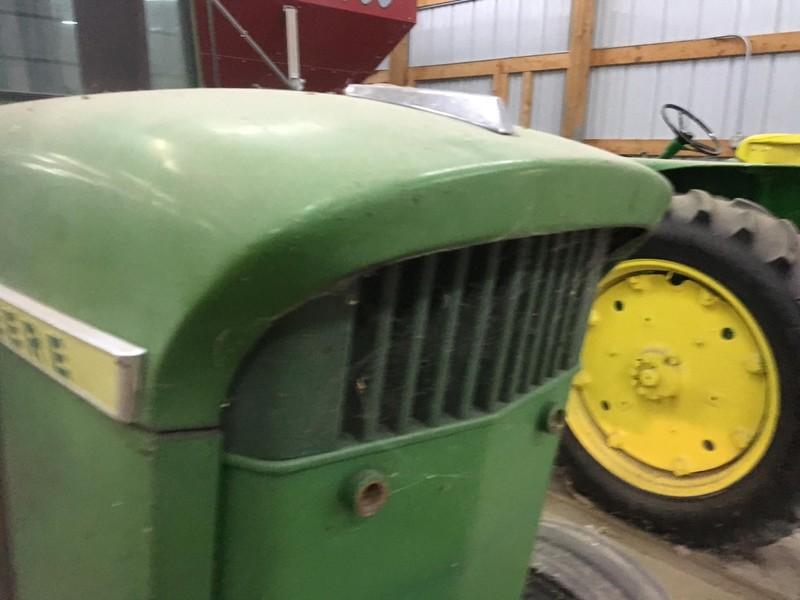 1970 John Deere 4020 Tractor