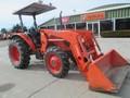 2007 Kubota M5040HD Tractor