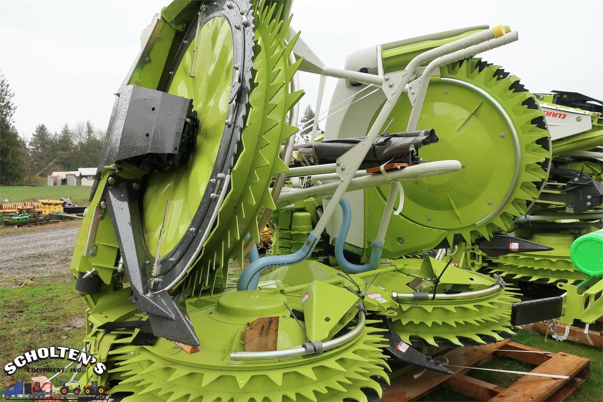 2019 Claas ORBIS 600 Forage Harvester Head