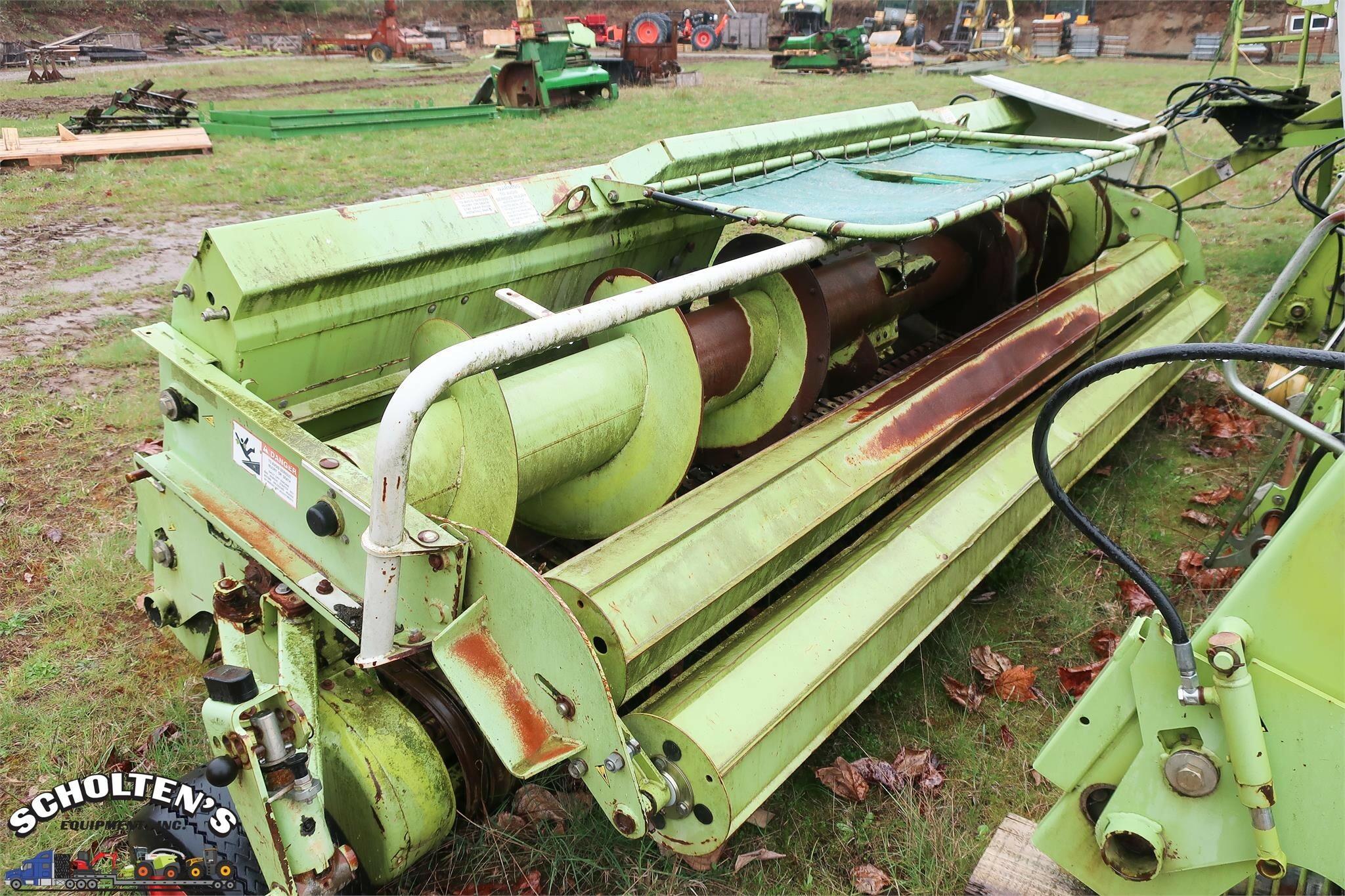 1996 Claas PU380 Forage Harvester Head
