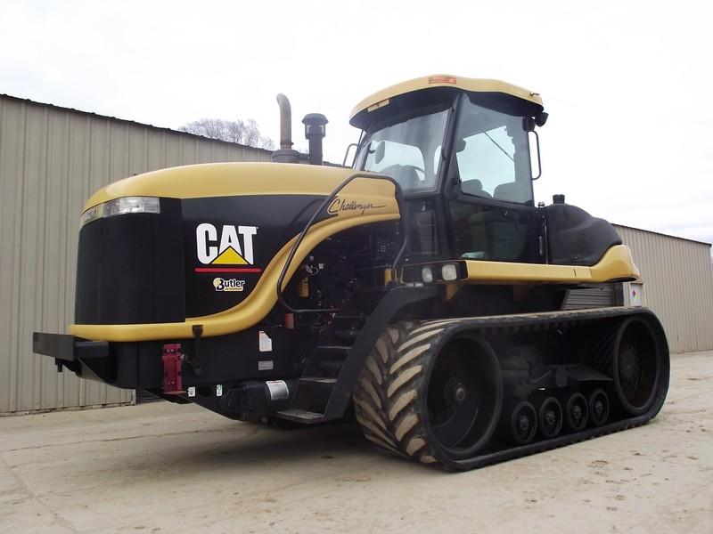2001 Caterpillar Challenger 85E Tractor