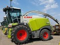 2013 Claas Jaguar 980 Self-Propelled Forage Harvester