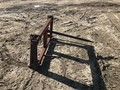 Westendorf 3 Prong Bale Spear Loader and Skid Steer Attachment
