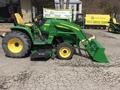 John Deere 3320 Tractor