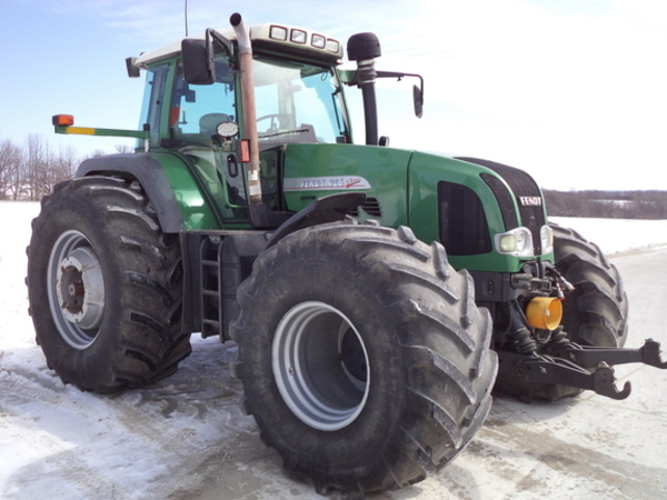 2002 Fendt 926 Miscellaneous
