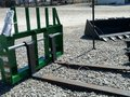 Frontier AP13D Loader and Skid Steer Attachment