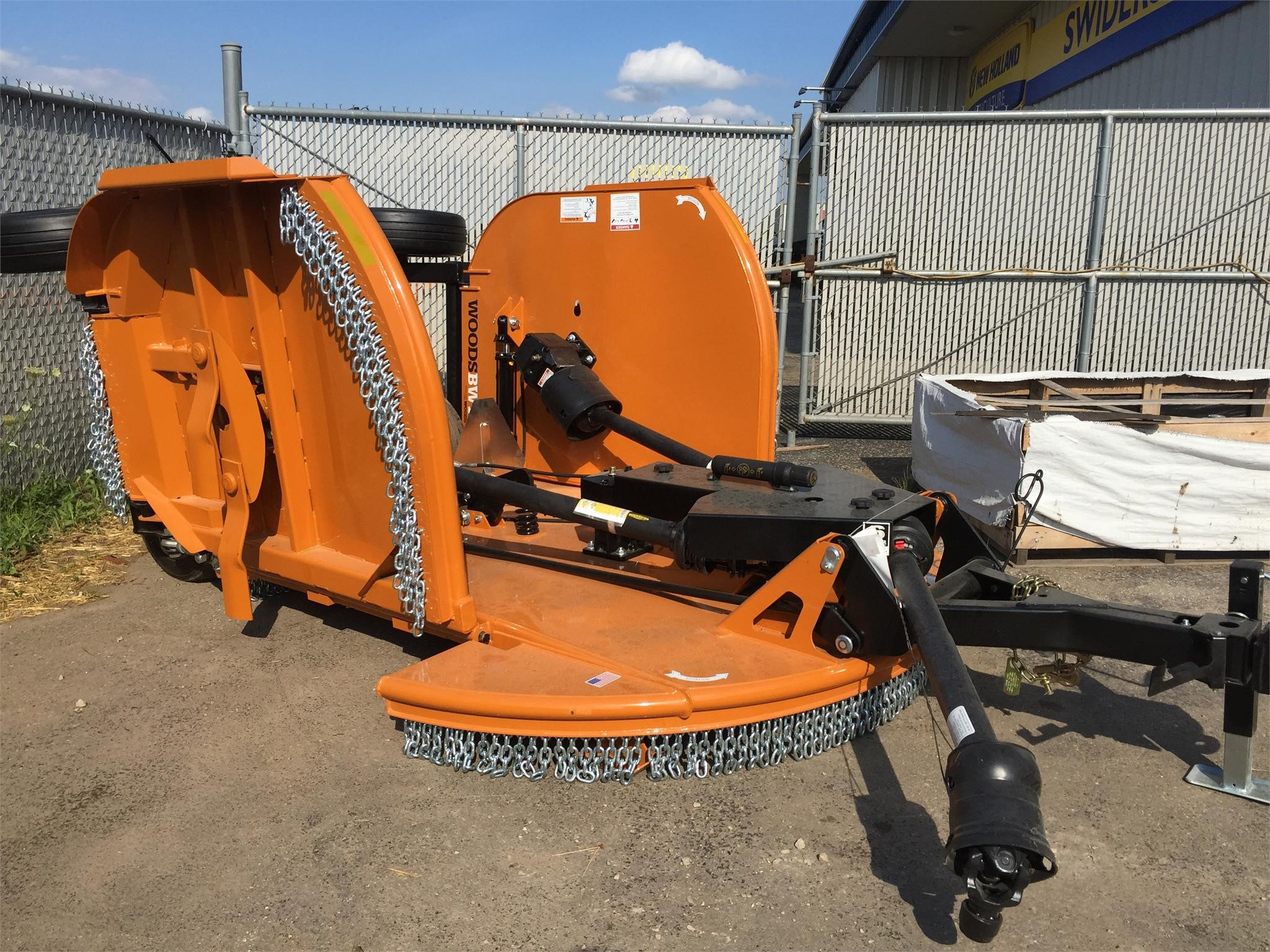 2021 Woods BW12 Rotary Cutter