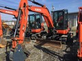 2018 Kubota U55-4 Excavators and Mini Excavator