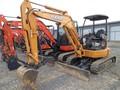 2016 Case CX36B Excavators and Mini Excavator