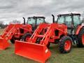 2016 Kubota M6-141 Tractor