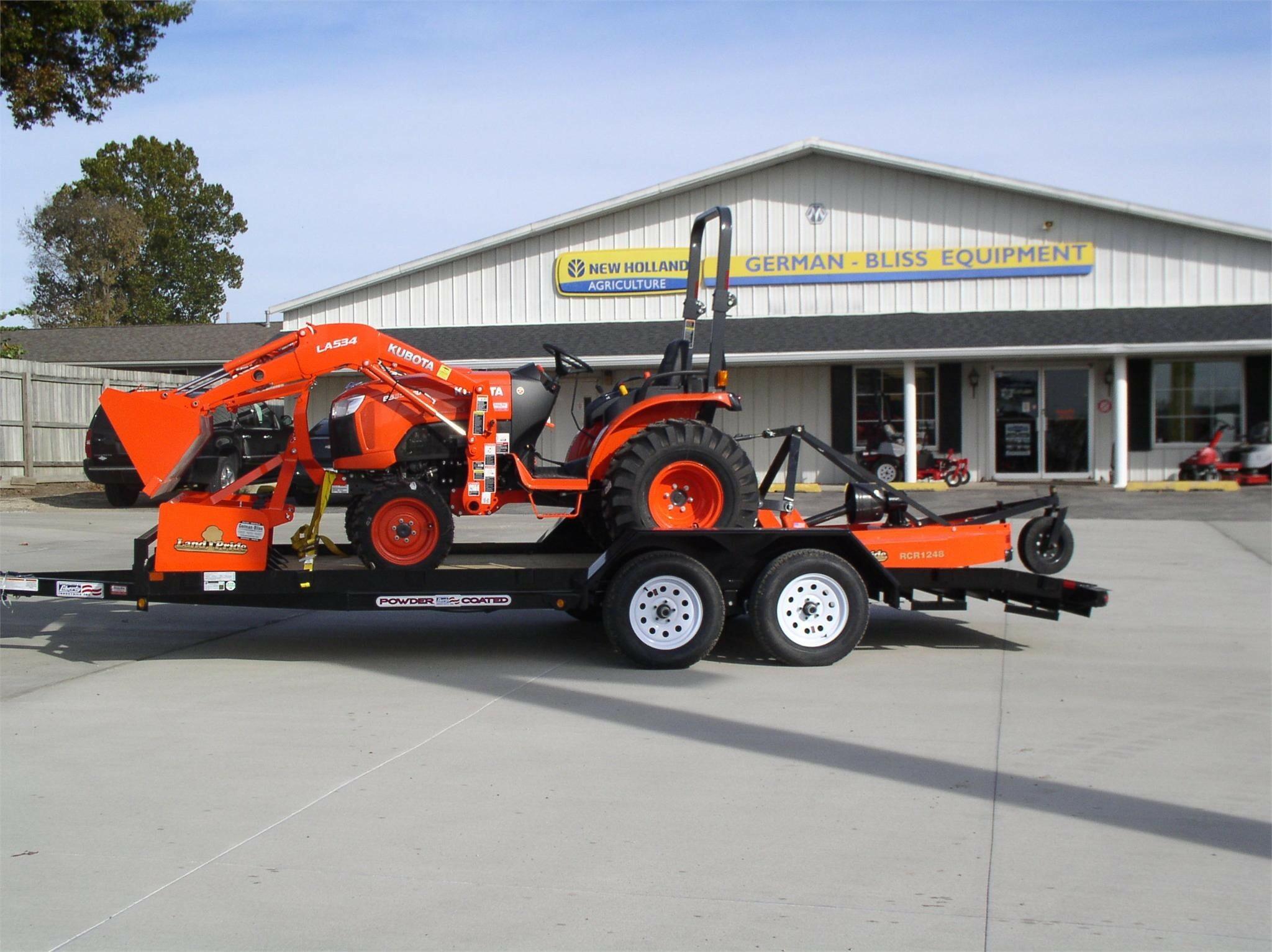 2021 Kubota B2601 Tractor