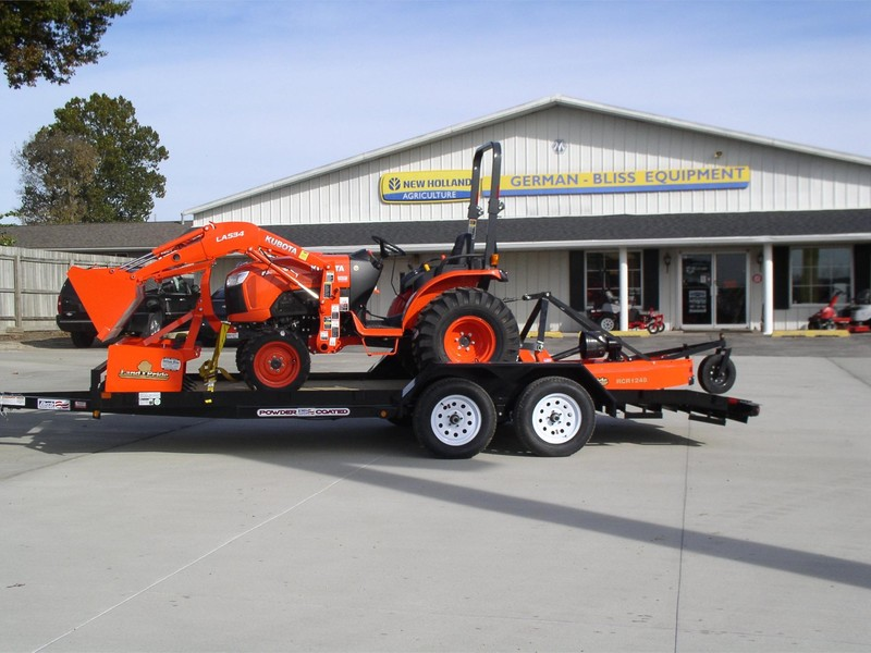 Used Kubota B2650 Tractors for Sale | Machinery Pete