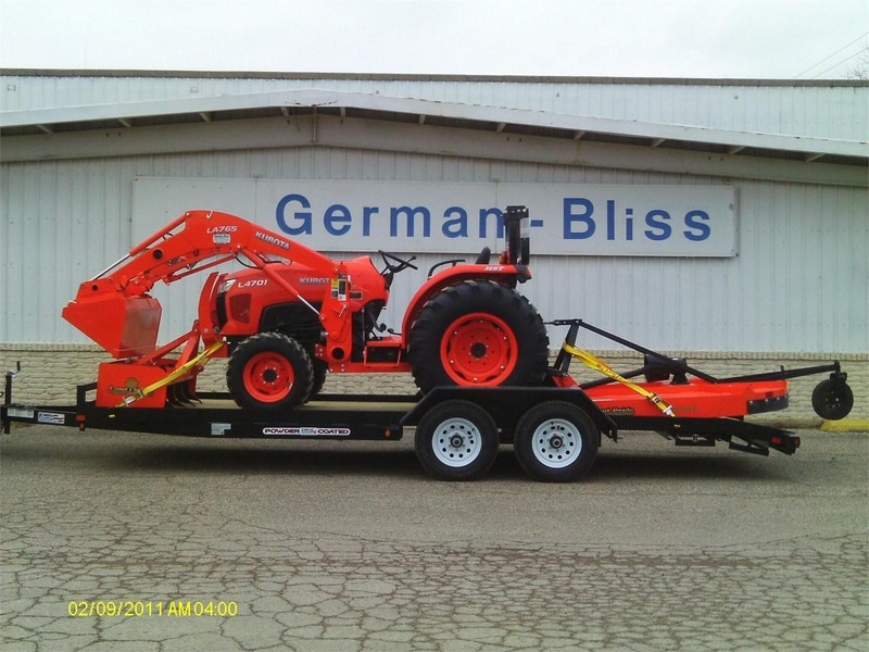Used Kubota L4701 Tractors for Sale   Machinery Pete