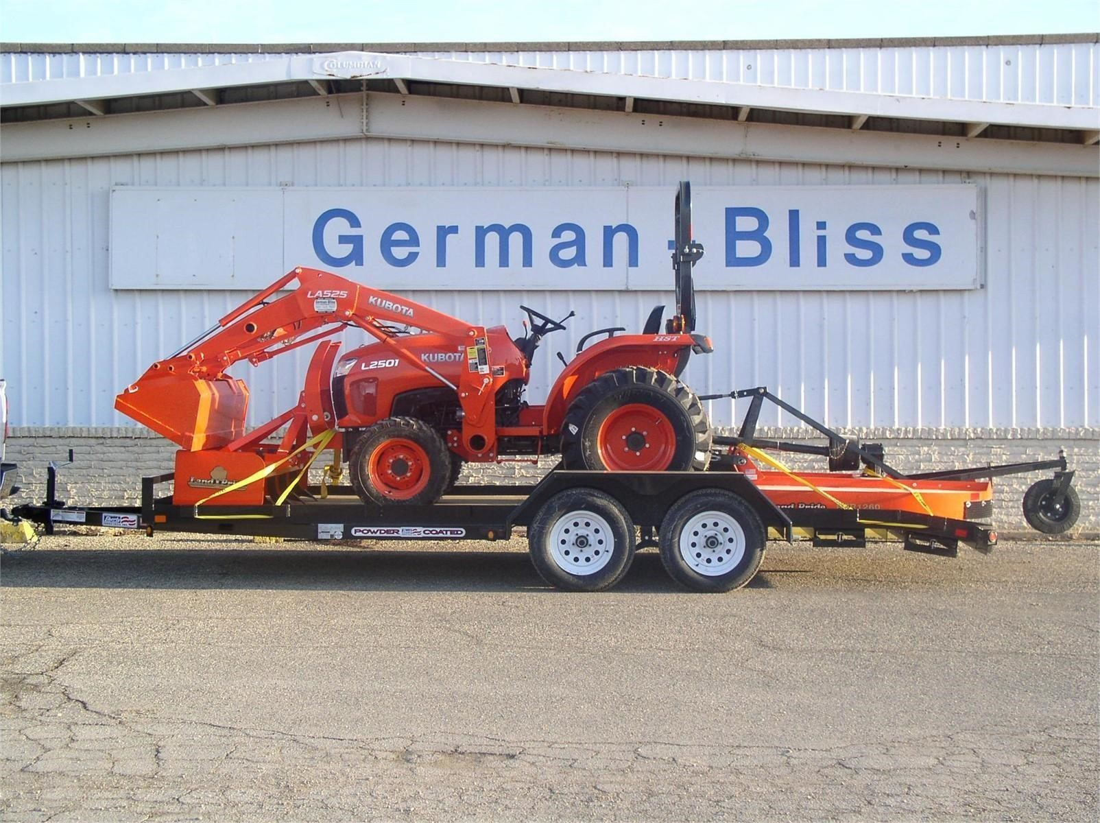 2021 Kubota L2501 Tractor
