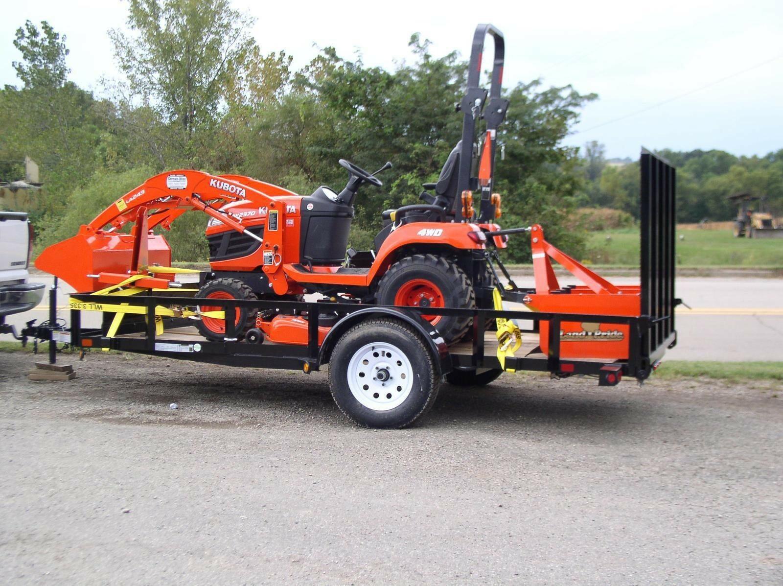 2020 Kubota BX2680 Tractor